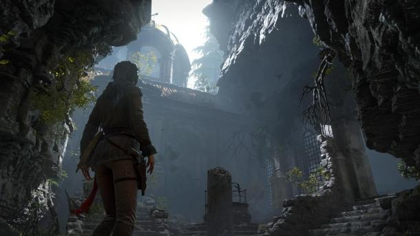 Скриншоты Rise of the Tomb Raider c PC Rise of the Tomb Raider